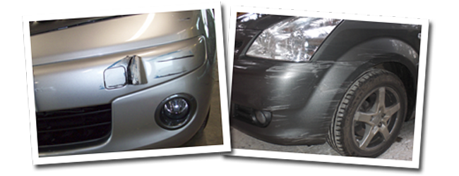 Bumper Repair Berkhamsted
