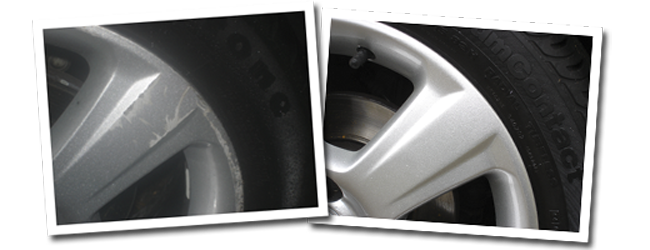 Alloy Wheel Refurbishment Uxbridge