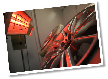 Dentfix - Alloy Wheel Refurbishment